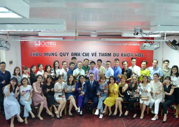 Tổ chức khai giảng lớp Giám đốc Điều Hành CEO K47 và Quản lý cấp trung MM K19 tại Đà Nẵng