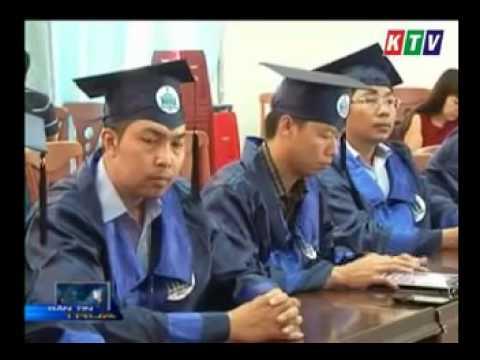 Thời sự KTV về lễ Tốt nghiệp lớp CEO tại Nha Trang ngày 27/06/2015