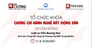 To Chuc Khoa Chung Chi Hanh Nghe Bat Dong San Lam Dong