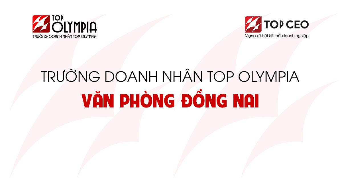 Văn phòng Top Olympia Đồng Nai