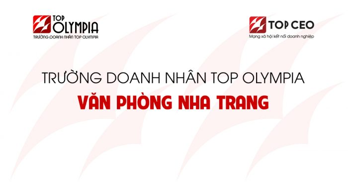 Văn phòng Top Olympia Nha Trang