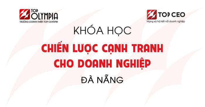 ChiẾn LƯỢc CẠnh Tranh Cho Doanh NghiỆp Da Nang