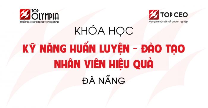 Ky Nang Huan Luyen Dao Tao Nhan Vien Hieu Qua Da Nang