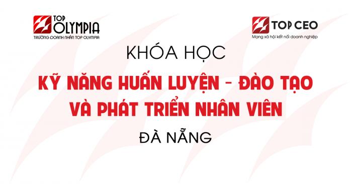 KỸ NĂng HuẤn LuyỆn ĐÀo TẠo Da Nang