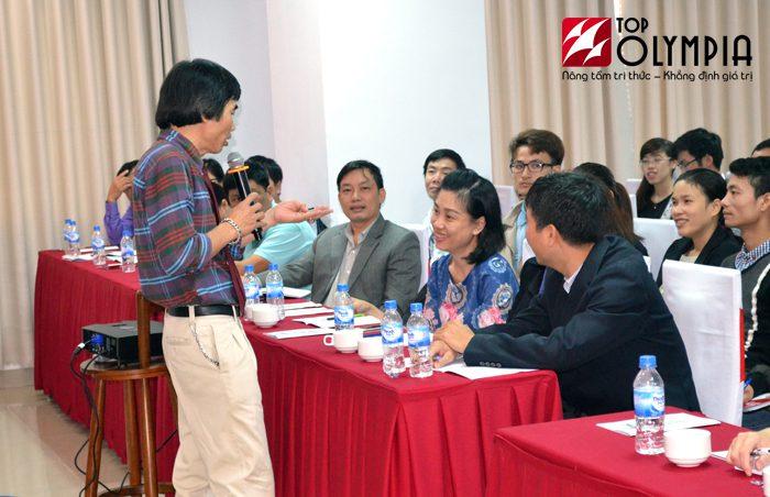 Hội thảo Nâng cao năng lực Doanh nghiệp để hội nhập cùng TPP