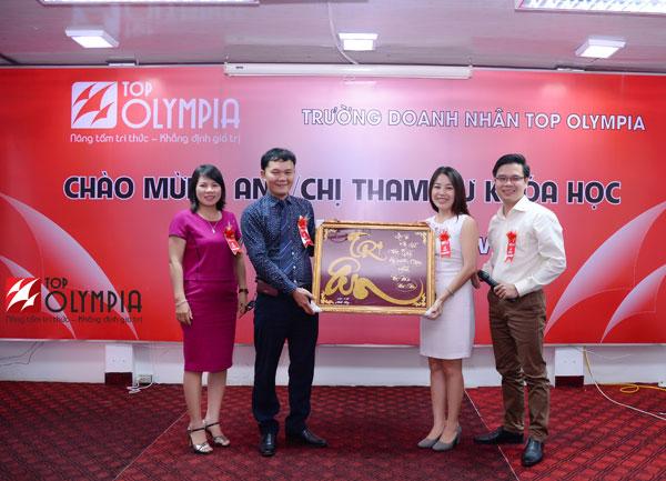Bế giảng chương trình đào tạo CEO - Giám đốc điều hành K38 tại Đà Nẵng