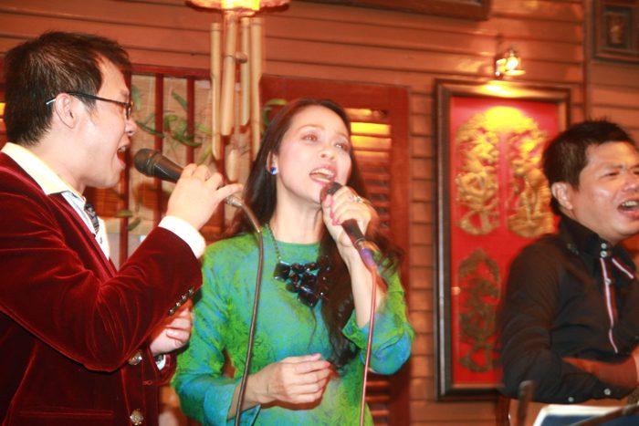 Đêm nhạc Tự Tình Khúc tại phòng trà Hợp phố