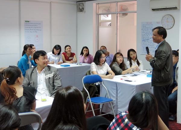Khai giảng chương trình đào tạo Nâng cao năng lực cán bộ làm công tác trợ giúp phát triển DNNVV tại Đà Nẵng