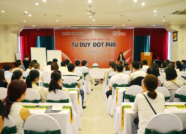 Khai giảng khóa học Tư Duy Đột Phá tại Đà Nẵng