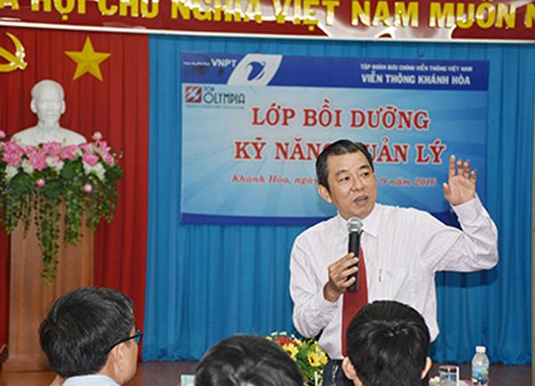 Giảng viên Phan Minh Cường