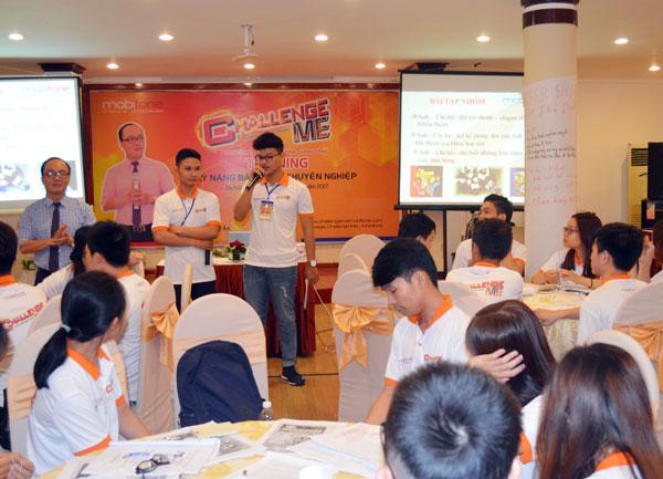 Tổ chức khóa học Kỹ năng bán hàng cho Mobifone