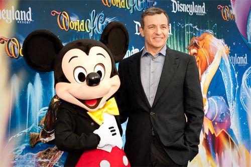 Robert Iger - CEO hãng Walt Disney