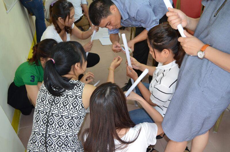 Nghệ thuật Giao tiếp và Ứng xử chuyên nghiệp tại Dệt May Huế