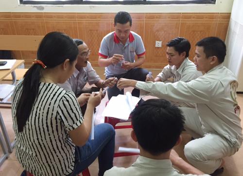 Nâng cao kỹ năng giảng dạy cho bán bộ kiêm nhiệm đào tạo nội bộ tại PRIME Đại Lộc